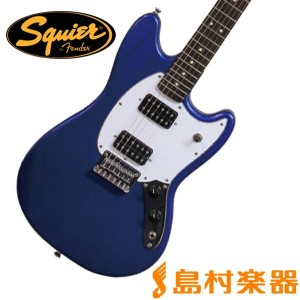 Squier by Fender BULLET MUSTANG HH BLK IMPB(ブルー) ムスタング 【スクワイヤー by フェンダー】