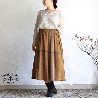 tamaki niime(タマキ ニイメ) 玉木新雌 only one wide pants SHORT wool70% cotton30% WPS_W04 オンリーワン ワイドパンツ ショート...