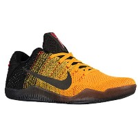 ナイキ メンズ バスケットボール シューズ・靴【Nike Kobe XI Elite Low】University Gold/University Red/Black