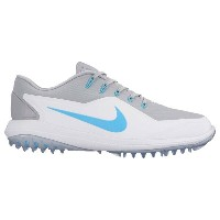 ナイキ メンズ ゴルフ シューズ・靴【Nike Lunar Control Vapor 2 Golf Shoes】Wolf Grey/Blue Fury/White/Green Strike