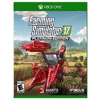 Farming Simulator 17 - Platinum Edition (輸入版:北米) - XboxOne