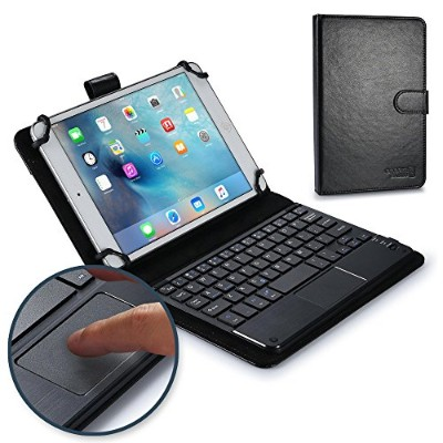 Lenovo Tab S8-50, Tab 2 A7-10 キーボード ケース COOPER TOUCHPAD EXECUTIVE 2-in-1 ワイヤレス Bluetooth キーボード マウス...