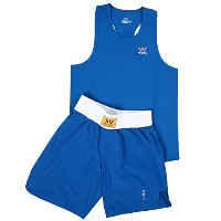 Boxing Uniform Boxing SuitアマチュアボクシングセットWesing