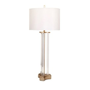 IMAX 86635 Calabasas Acrylic Table Lamp by IMAX