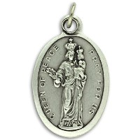 Lot of 5–Our Lady Queen of Peace / Pray for us