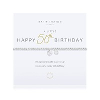 Katie Loxton – A Little 50th Birthday – ブレスレット