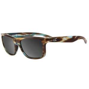 カエノン メンズ メガネ・サングラス【Clarke Sunglasses - Polarized】Abalone/Grey 12-Polarized Black Mirror
