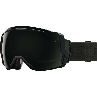 スミス メンズ スキー・スノーボード ゴーグル【I/O7 ChromaPop Goggles with Bonus Lens】Blackout/Chromapop Sun Black...