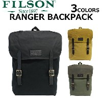 FILSON フィルソン RANGER BACKPACK レンジャーバックパック バックパックデイパック リュック リュックサック バッグ メンズ レディース B4 70381プレゼント ギフト...