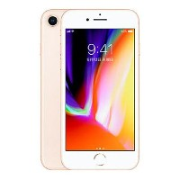 【中古】【安心保証】 SoftBank iPhone8[256GB] ゴールド