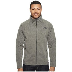 (ザノースフェイス) THE NORTH FACE メンズコート・ジャケット・アウター Trunorth Full Zip Fusebox Grey Heather/Fusebox Grey...