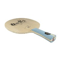 DHSハリケーンLong V ( 5木製+ 2arylate-carbon )オフ+ + Table Tennisブレードfor Ping Pong Racket、ロング( Shakehand )...