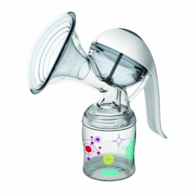 NUK Expressive Manual Breastpump by NUK