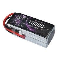 HRB Lipoバッテリーパック10000 mAh 22.2 V 25C 6s with Dean T プラグ グレード A リポバッテリー DJI S800 S1000 に対応