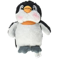 Mirage Pet Products 40-03 PGN Plush Christmas Dog Toy with Squeaker Penguin