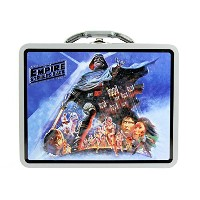 Lucas Films Star Wars Empire Strikes Back Tin Lunch Box by Lucas Films