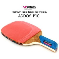 Butterfly ADDOY P10 Table Tennis Racket Penholder Paddle Ping Pong Racket & Ball [並行輸入品]