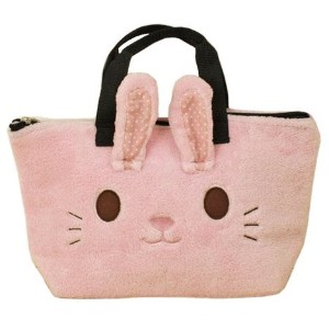 Cute Kids Lunch box-愛らしい、BPAフリー( Bunny Rabbit )子供バッグはSo Easy For A幼児用to carry。GREAT A子の赤ちゃんギフト...