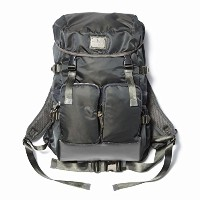 [マキャベリック]MAKAVELIC リュックサック SIERRA SUPERIORITY DOUBLE BELT BACKPACK 3105-10110 (drak gray)