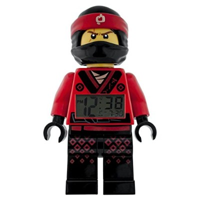 LEGO The Ninjago Movie Kai Minifigure clock (2017)