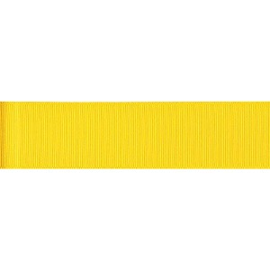 Offray Grosgrain Craft Ribbon, 7/8-Inch x 18-Feet, Maize by Offray