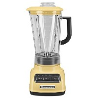KitchenAid ksb1575 5-speedダイヤモンドBlender with 60-ounce BPAフリーピッチャー None イエロー KSB1575MY