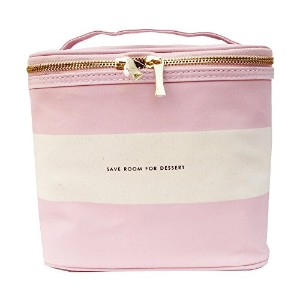 (Kate spade new yorkケイトスペード) blush rugby stripe lunch toto 177152