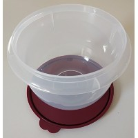 Tupperware Small Mixing Bowl in Bordeaux