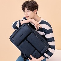 [韓国直送] [samsonite(サムソナイト)] CLAKEN Backpack L Navy