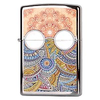 Zippo BOHO 2 GLASSES AND PATTERNS 28871