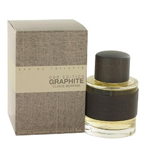 Graphite Oud Edition by Montana Eau De Toilette Spray 3.3 oz