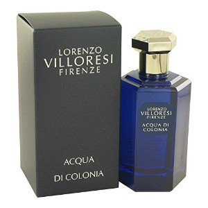 Acqua Di Colonia (Lorenzo) by Lorenzo Villoresi Firenze Eau De Toilette Spray 3.4 oz