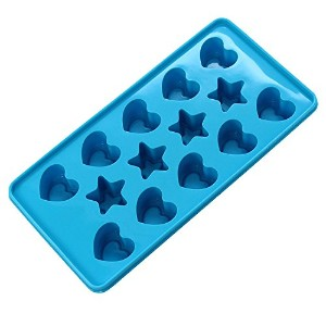 Ice Cube Tray Silicone - Best Range of Ice Cube Trays - Ice Ball Maker, Ice Shot Glass Mold, and...
