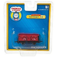 Bachmann Trains Thomas And Friends Open Wagon Red [並行輸入品]