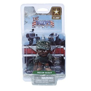 The Party Animal Lil' Troops Recon Scout Series 1 Action Figure [並行輸入品]