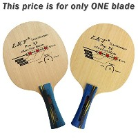 LKT Transformer Book Pro XF Extra Fast Table Tennisブレードfor Ping Pong Racket、ロング( Shakehand ) -fl