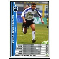 [WCCF]SERIE A 2002-2003Ver.2 A01/32「セバスティアーノ・シヴィーリア」白カード【中古】