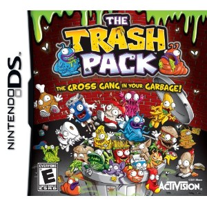 The Trash Pack (輸入版:北米) DS