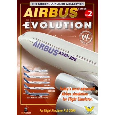 Airbus Evolution Volume 2 (輸入版)