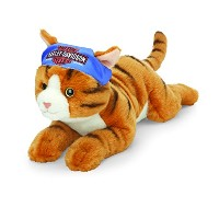 "HD Dyna 14"" Brown Tabby Cat"