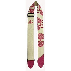 LM STRAP ギター ベース ストラップ Miss Alexis Collection (ALM-SK)