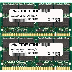 2GB KIT (2 x 1GB) For Dell Inspiron Notebook Series 510M 5150 5160 600M 700m 710m 8500 8600 8600c...