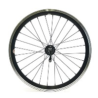 "DAHON(ダホン) Wheel Set(REAR) for Visc D18,Visc D20 20""x28H"
