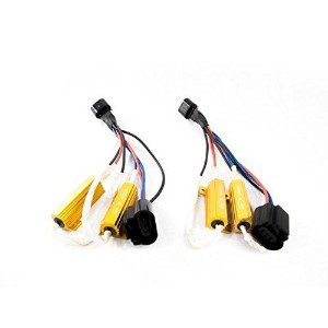 Race Sport 2RESCONH13 Resistor Harness (H13Led Dodge Hid And Led Interface Harness) [並行輸入品]
