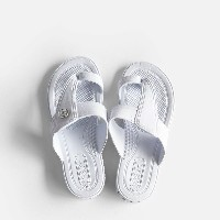 GLOCAL STANDARD PRODUCTS / G.S.P SANDALS KIDS(WH)【グローカルスタンダードプロダクツ/ホワイト/サンダル/ギョサン/PEARL/キッズサンダル/子供用...