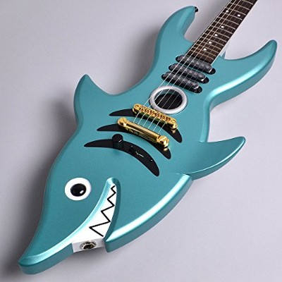 ONE PIECE THE SK BROOK SHARK GUITAR ソウルキング ブルック シャークギター エレキギター (ワンピース)