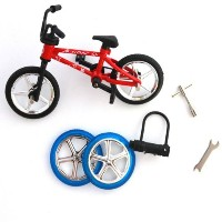 Finger Bicycle Bike Mini Toy Alloy Multi-color Kids Gift sports. by pipoyoyo
