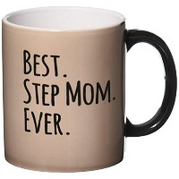 3dローズInspirationzStoreタイポグラフィ – Best Step Mom Ever – Gifts for Family and Relatives – グッドナイト・ムーン –...