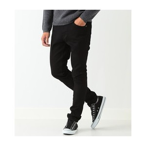 CHEAP MONDAY / TIGHT NEW BLACK【ビームス メン/BEAMS MEN メンズ デニム NEW BLACK ルミネ LUMINE】