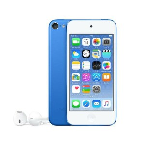 APPLE iPod touch MKWP2J/A [128GB ブルー]